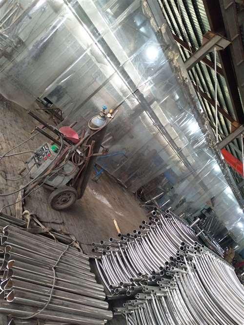 丽水碳钢喷塑护栏特殊规格可定制