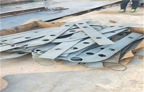 丽水不锈钢复合管防护护栏设计