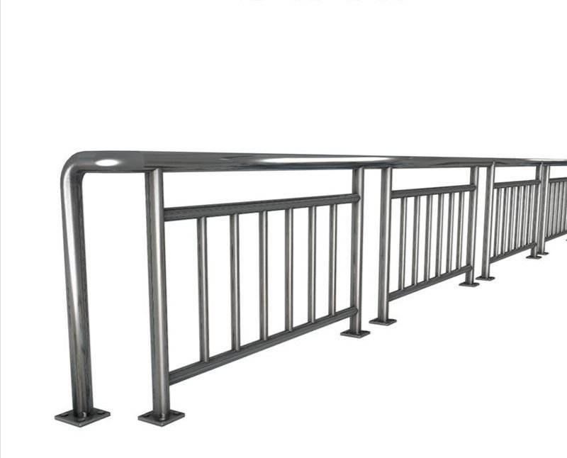 十堰桥上的防撞护栏材质保证
