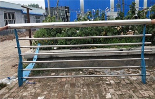 晋中不锈钢桥梁栏杆生产加工