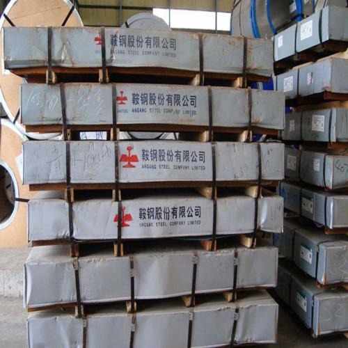 广州鞍钢ST12钢卷价格