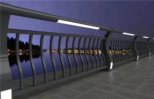 三亚铸铁道路栏杆供应展翼