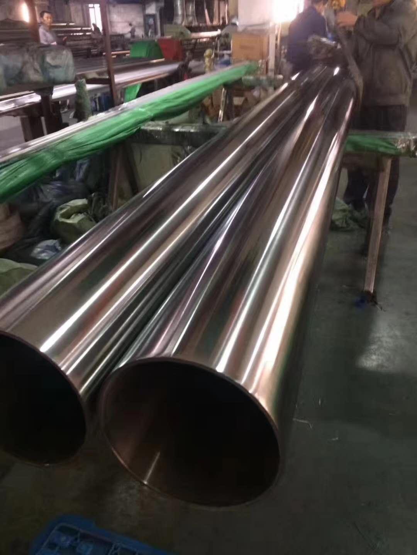 广州S32750不锈钢管