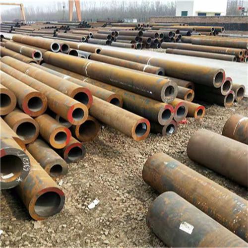 广州12CrMoG大口径厚壁钢管切割下料