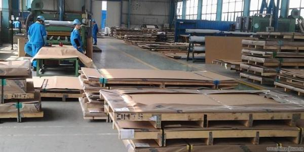 河南0.8mm304不锈钢钛金板价格表销售厂