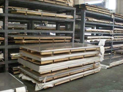 广州0.06mm304不锈钢板价格2B面